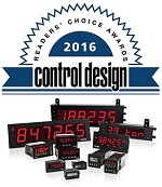 Red Lion wins Control and Design Awards 2016