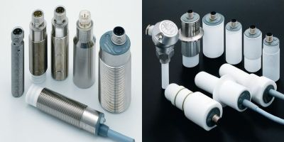 Rechner Sensors - Market leader in capacitive sensor technology.