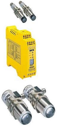 Sick L4000 safety photoelectric switch