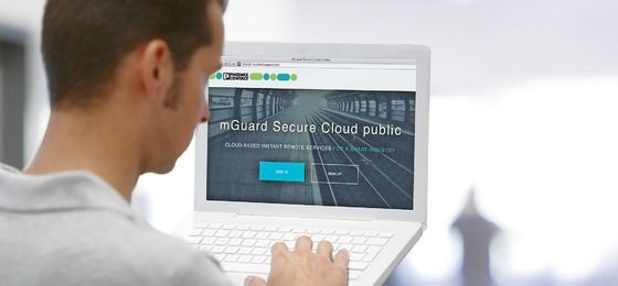 mGuard Secure Cloud public