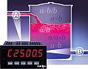 New dual input rate meter PAXDR