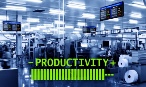 Increase your productivity with the Red Lion PTV.