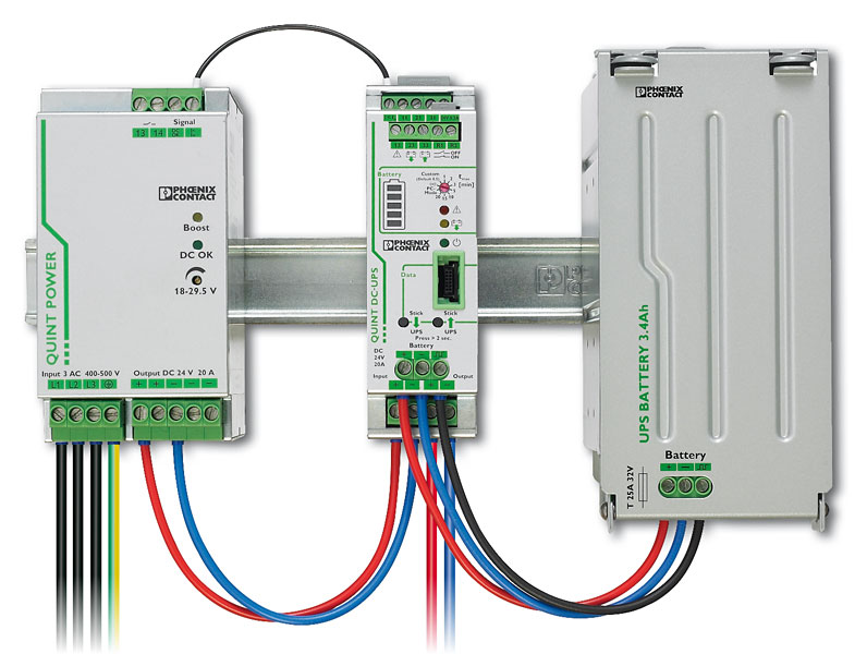 Phoenix Contact QUINT UPS-IQ | Seltec Online Store
