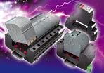 Phoenix Contact TRABTECH for power supply applications.