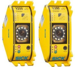 Sick V200 V300 safety camera systems
