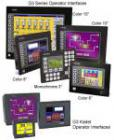 Red Lion Touch-Screen HMI Displays