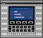 Red Lion GL350VF0 HMI operator interface