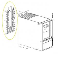 Danfoss Vlt Micro Drive Fc51 Din Rail Mounting Kit