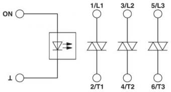 phoenix contact solid state relay 2297196 elr 3-24dc/500ac ... pheonix solid state relay wiring diagram