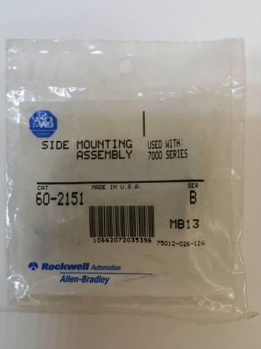 Allen-Bradley 60-2151 Side Mounting Bracket for 7000 series sensors