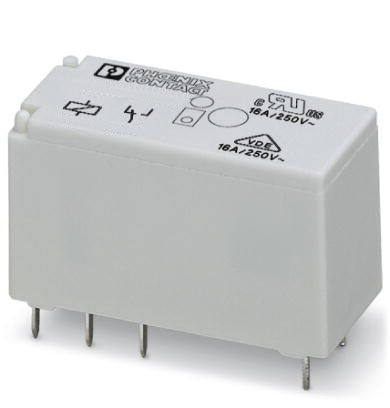 Phoenix Contact Plug-in relay 2961312 REL-MR- 24DC/21HC