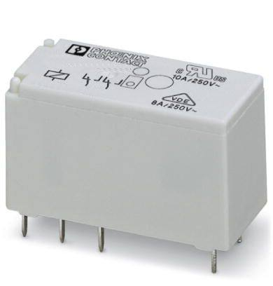 Phoenix Contact Plug-in relay 2961192 REL-MR- 24DC/21-21