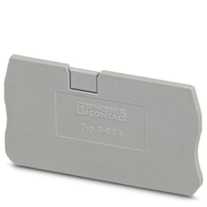 Phoenix Contact Terminal block end cover 3030420 D-ST 4 (10 pack)