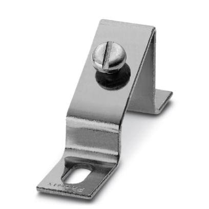 Phoenix Contact DIN rail angled bracket 1201086 BG/S