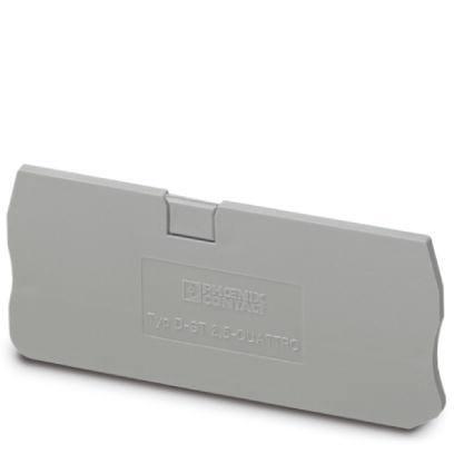 Phoenix Contact Terminal block end cover 3030514 D-ST 2,5-QUATTRO (10 pack)