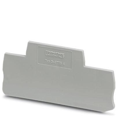 Phoenix Contact Terminal block end cover 3030462 D-STTB 4 (10 pack)
