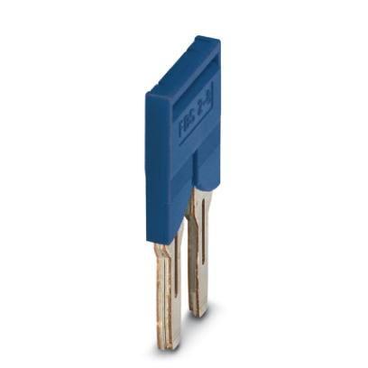 Phoenix Contact Terminal block plug-in bridge blue 3032567 FBS 2-8 BU (5 pack)