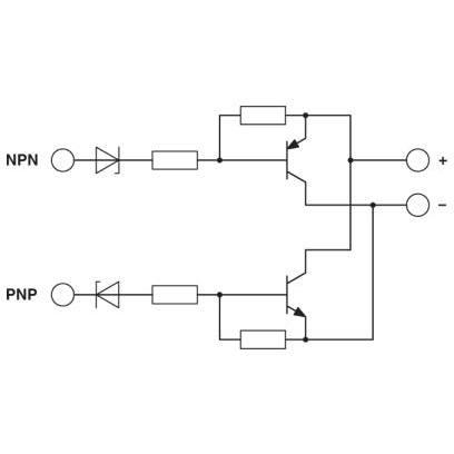 phoenix contact 2964319 dek-tr inv circuit diagram