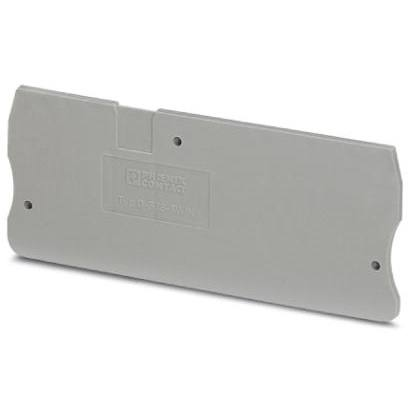 Phoenix Contact Terminal block end cover 3036767 D-ST 6-TWIN (10 pack)