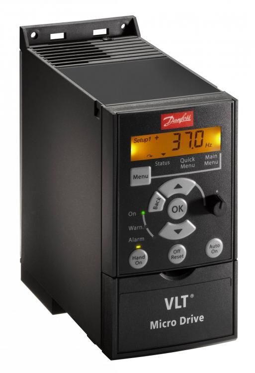 Danfoss Vlt Micro Drive Fc51 0 75kw Single Phase 132f0003