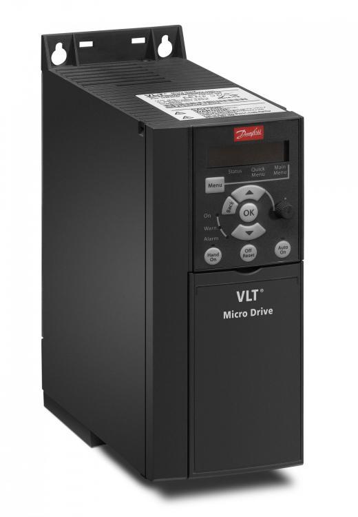Danfoss Vlt Micro Drive Fc51 5 5kw Three Phase With Brake
