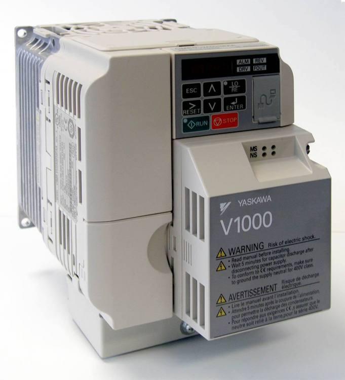 YASKAWA SI-EN3D/V V1000 Ethernet-IP option card