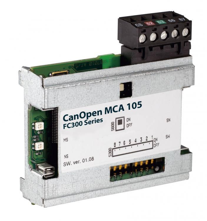 Danfoss 130b1103 Canopen Card Seltec Online Store